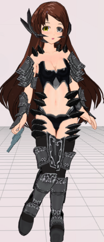 File:Mmd demon armor download by mmdfakewings18-d3511ob.png