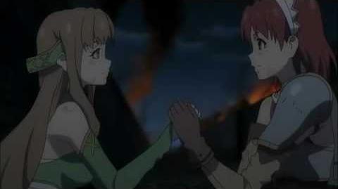 Saito and Ao Suzume