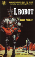 I, Robot cover2