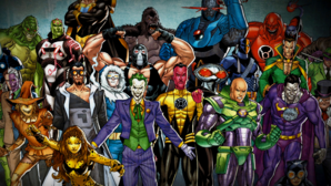 Villains DC