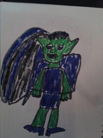 Greenia Goblin