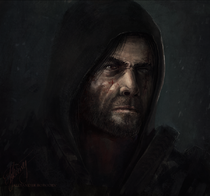Old assassin by lensar-d6ct2gv