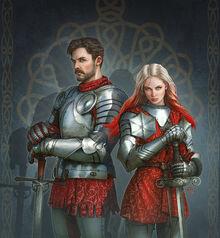 Rom knights by kerembeyit-d7kbwen