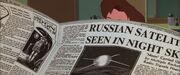 The Sputnik in the paper