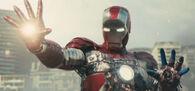 Damaged Mark V-Iron Man 2