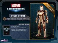 Costume ironman ironman3