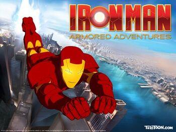 IronManArmoredAdventures