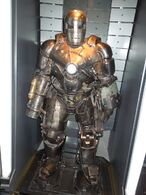 IronMan MarkI movie suit
