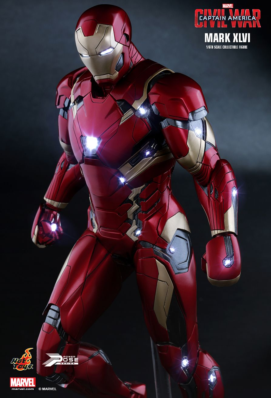 Image - Iron man mark 46.jpg | Iron Man Wiki | Fandom ...