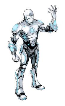 Iron Man Armor Model 50