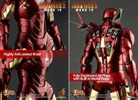 Iron man2 mark 4 ction figure by hot toy 3