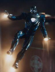 Iron Man Armor MK XXX (Earth-199999) from Iron Man 3 (film) 001