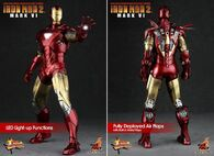 Iron man 2 mark vi collectible figure limited edition 1