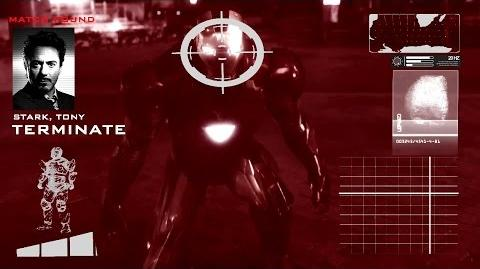 Iron Man vs Terminator Epic Trailer Promo (This Sunday)