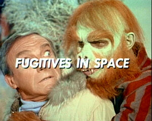 Fugitives in space