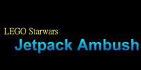 LEGO Starwars Jetpack Ambush