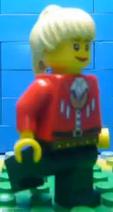 Lego Christina Aguilera