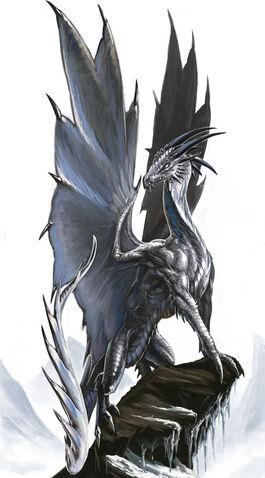 File:Silver Dragon by BenWootten.jpg