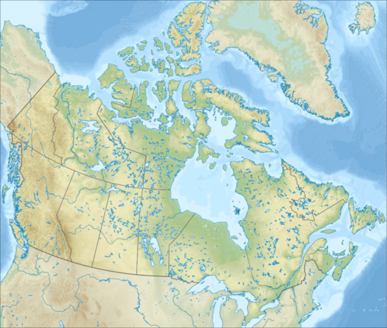 Datei:Relief map of Canada.png