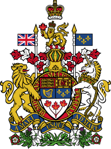 Datei:Coat of arms of Canada.png
