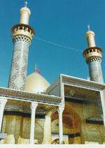 Shrine Abbas Karbala