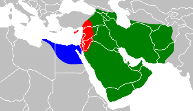 File:First Fitna map.png