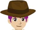 Male Hat 24