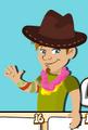 Ollie cowboy