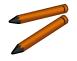 Charcoal pencils chart