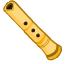 Bamboo flute chart