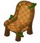 Rattan chair chart