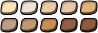 Face Colors