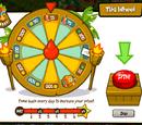 Tiki Wheel