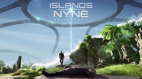 Islands of Nyne Battle Royale Trailer