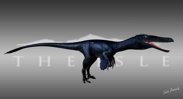File:Austroraptor Black Skin The Isle.jpg
