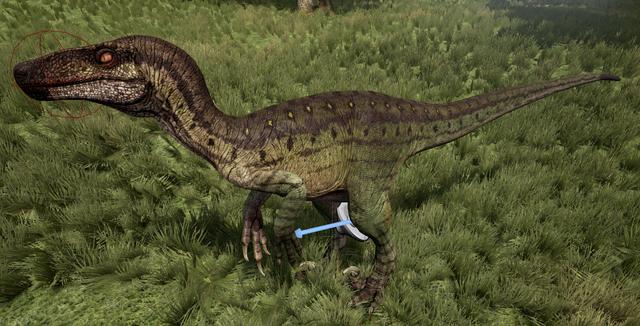 File:Jungle Utahraptor The Isle.png