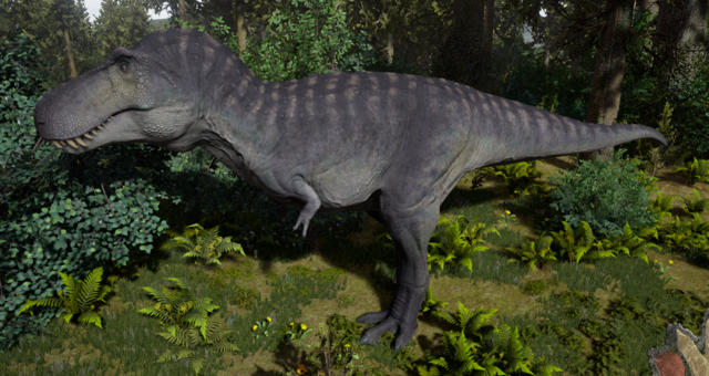 File:Lost Tyrannosaurus Rex Adult The Isle.png