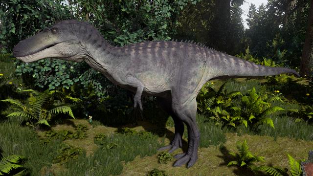 File:Lost Tyrannosaurus Rex Juvenile The Isle.png