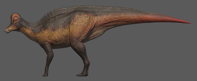 File:Vibrant Corythosaurus The Isle.jpg