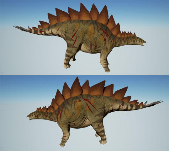 File:Wounded Stegosaurus The Isle.png