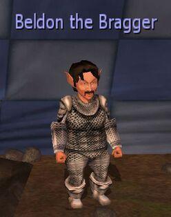 Beldon the Bragger