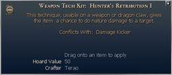 Hunter's Retribution
