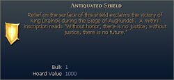 Antiquated Shield