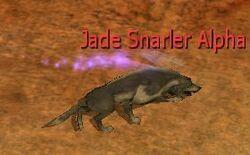 Jade Snarler Alpha