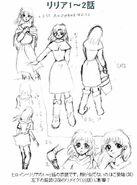 OVA Ys Lilia Episode1~2