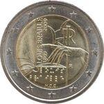 2€ commemorativo 2009
