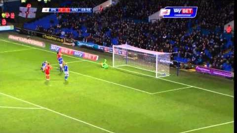 Ipswich 2-0 Middlesbrough (2014-15 season)