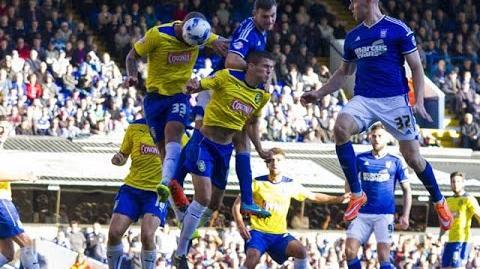 Ipswich 2-2 Huddersfield (2014-15 season)