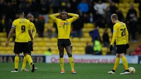 Watford 0-1 Ipswich (2014-15 season)