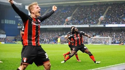 Ipswich 1-1 Bournemouth (2014-15 season)